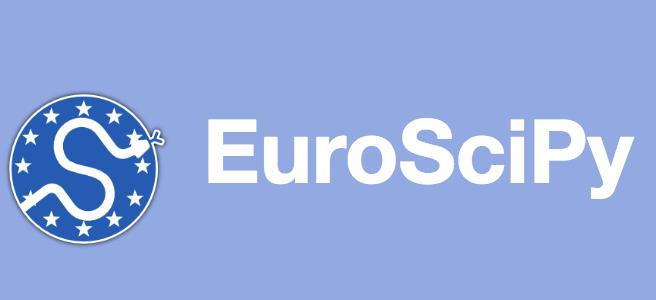 Meet me at EuroSciPy2018