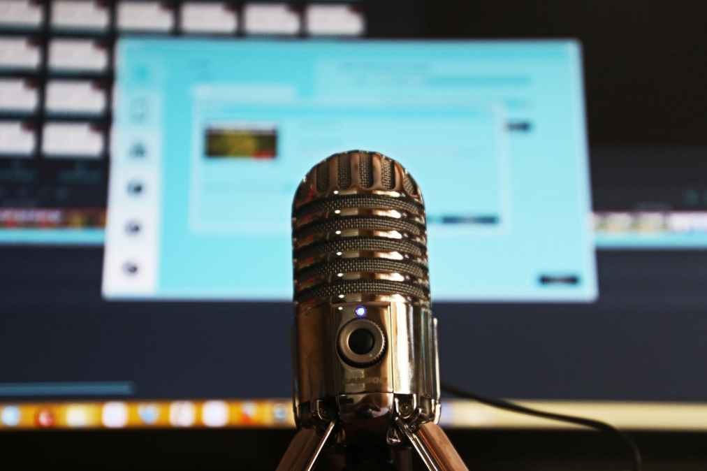 Blogging isn't what it used to be. Podcasting is on the rise