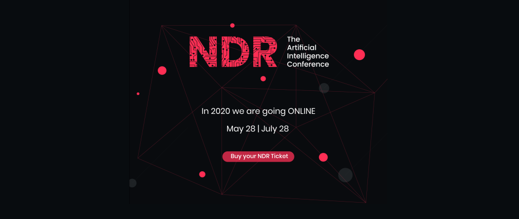 Online data science conference on May, 28