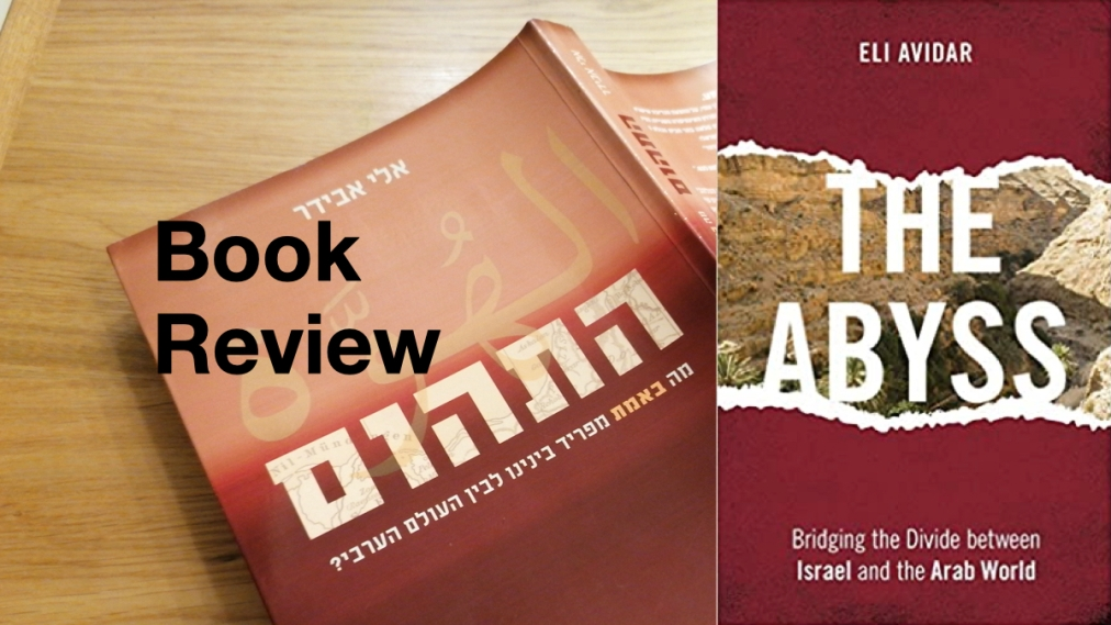 Book review: The Abyss: Bridging the Divide between Israel and the ArabWorld