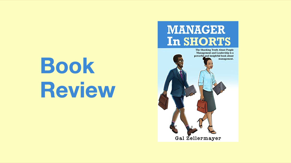 Book review: Manager in shorts by Gal Zellermayer