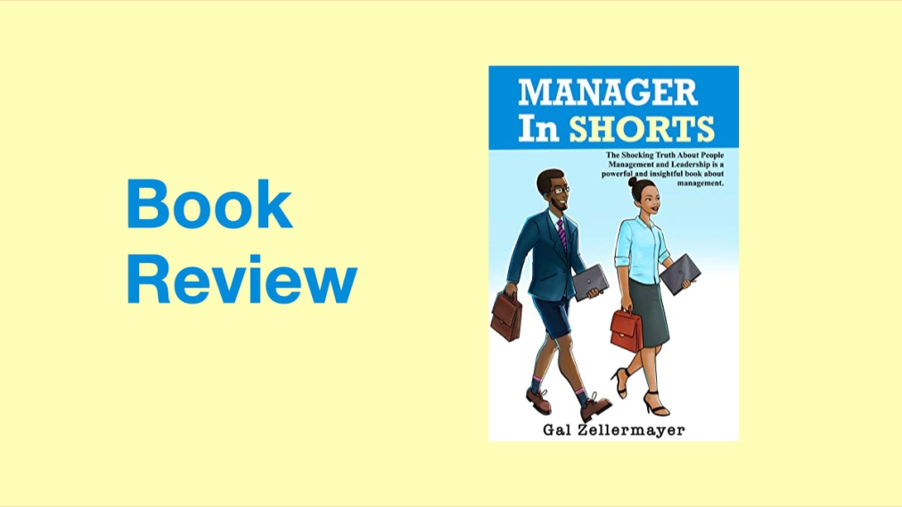 Book review: Manager in shorts by GalZellermayer