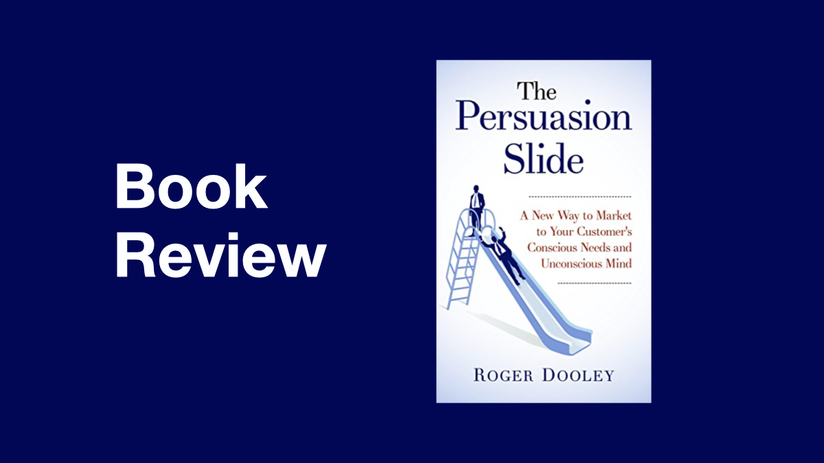 Book review. The Persuasion Slide by Richard Dooley